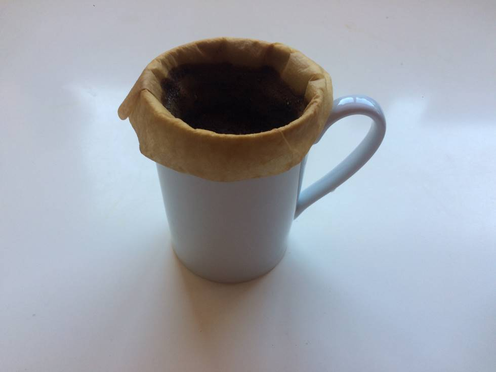 コーヒードリッパーがないとき